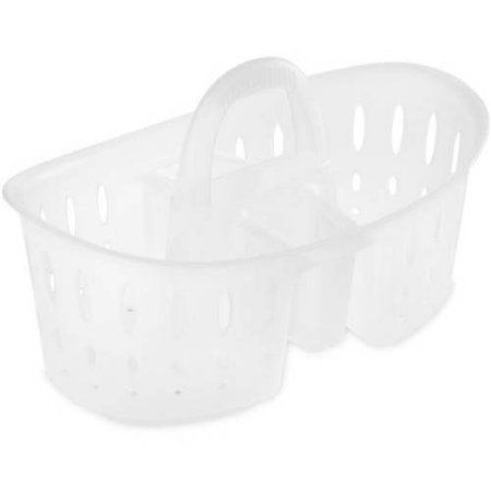Sterilite Oval Bath Caddy -Multiple Colors (Available in Case of 6 ...