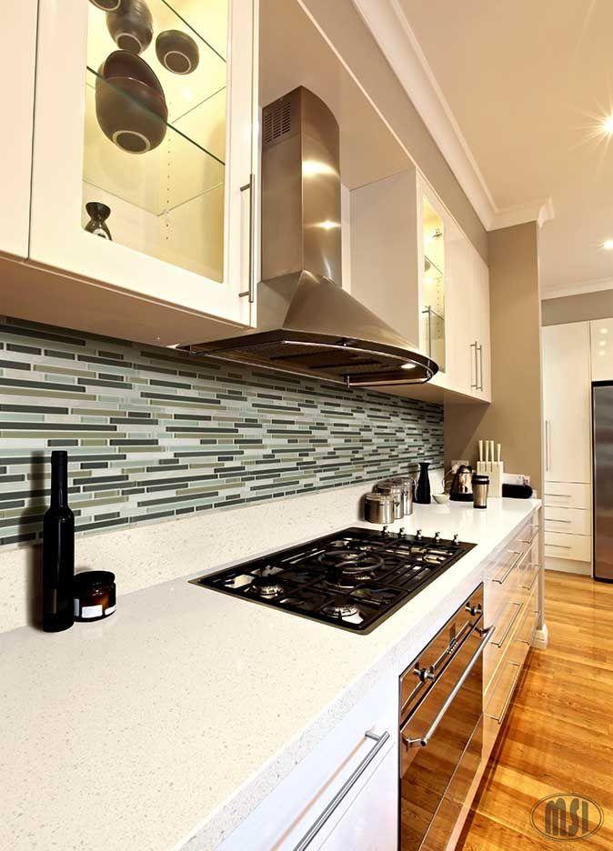 keystone blend interlocking pattern 8mm room scene dream kitchen rh pinterest com