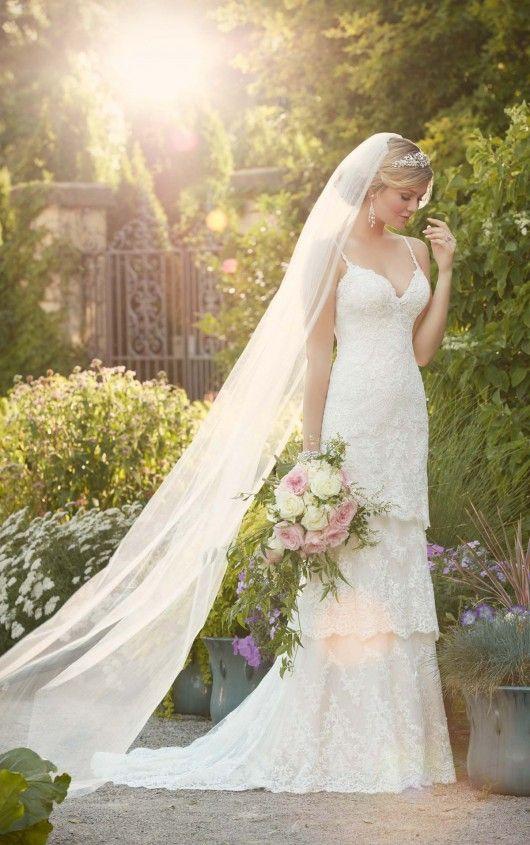 Essense of Australia Wedding Dress Style D2068 | Blush Bridal