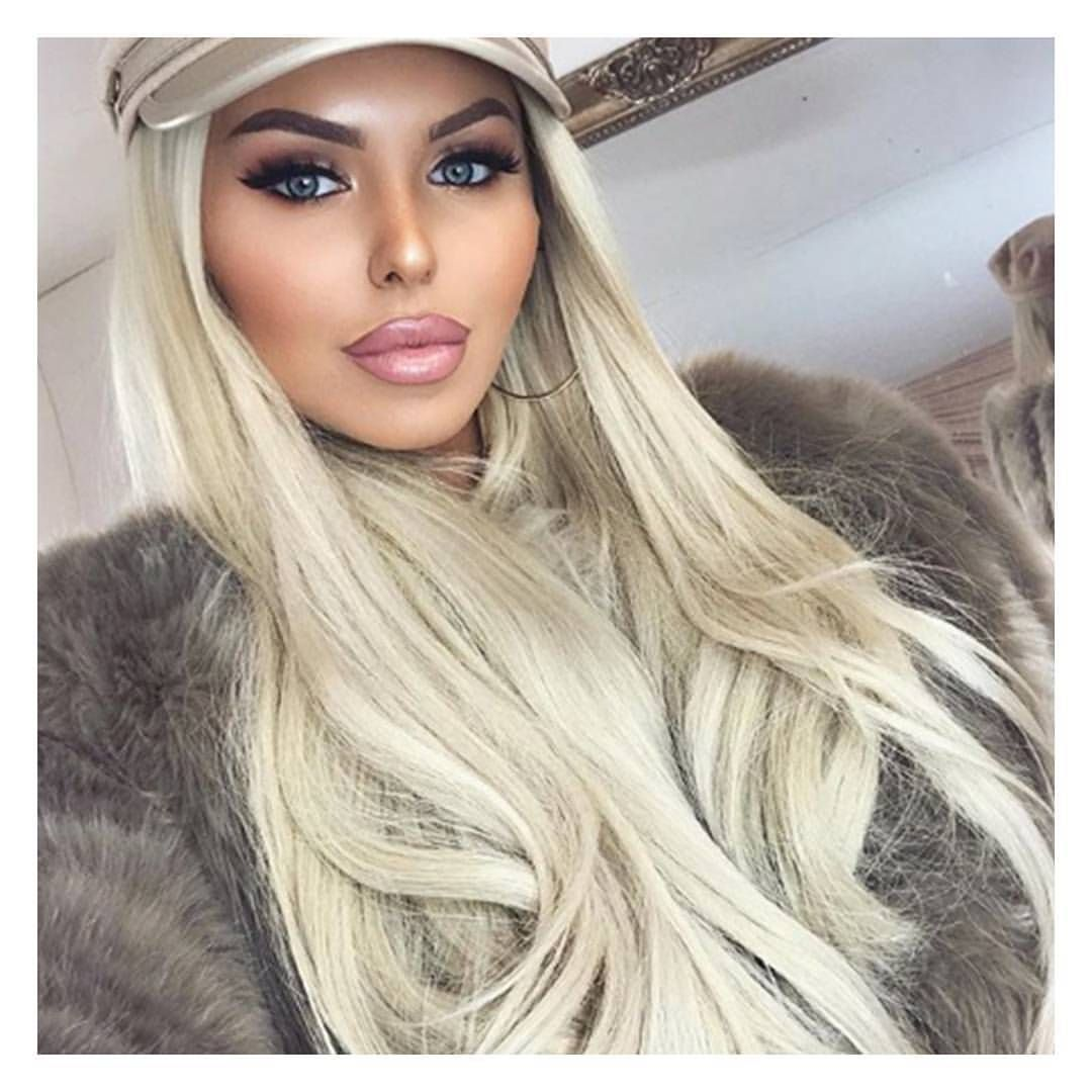 Pollymarchant Looks Incredible In The 5 Piece Blow Dry Hair