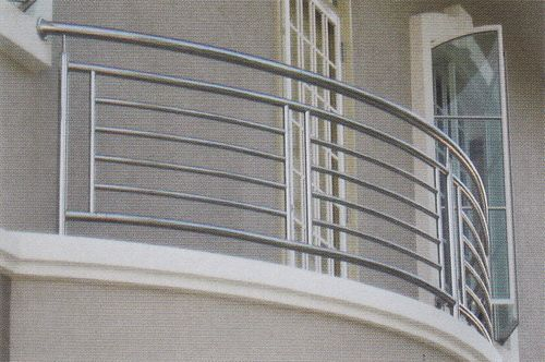 Stainless Steel Balcony Railing Doors Gates Fences And