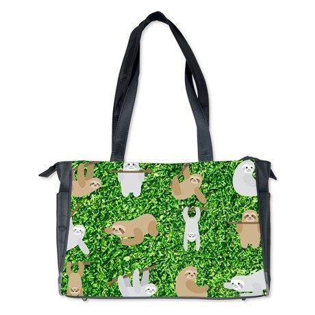 Funny Sloths Diaper Bag