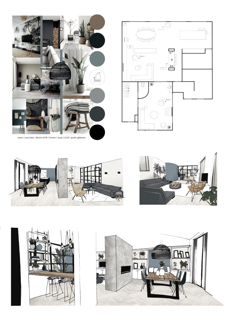 Unique contemporary interior design   Decoholic   Unique ...