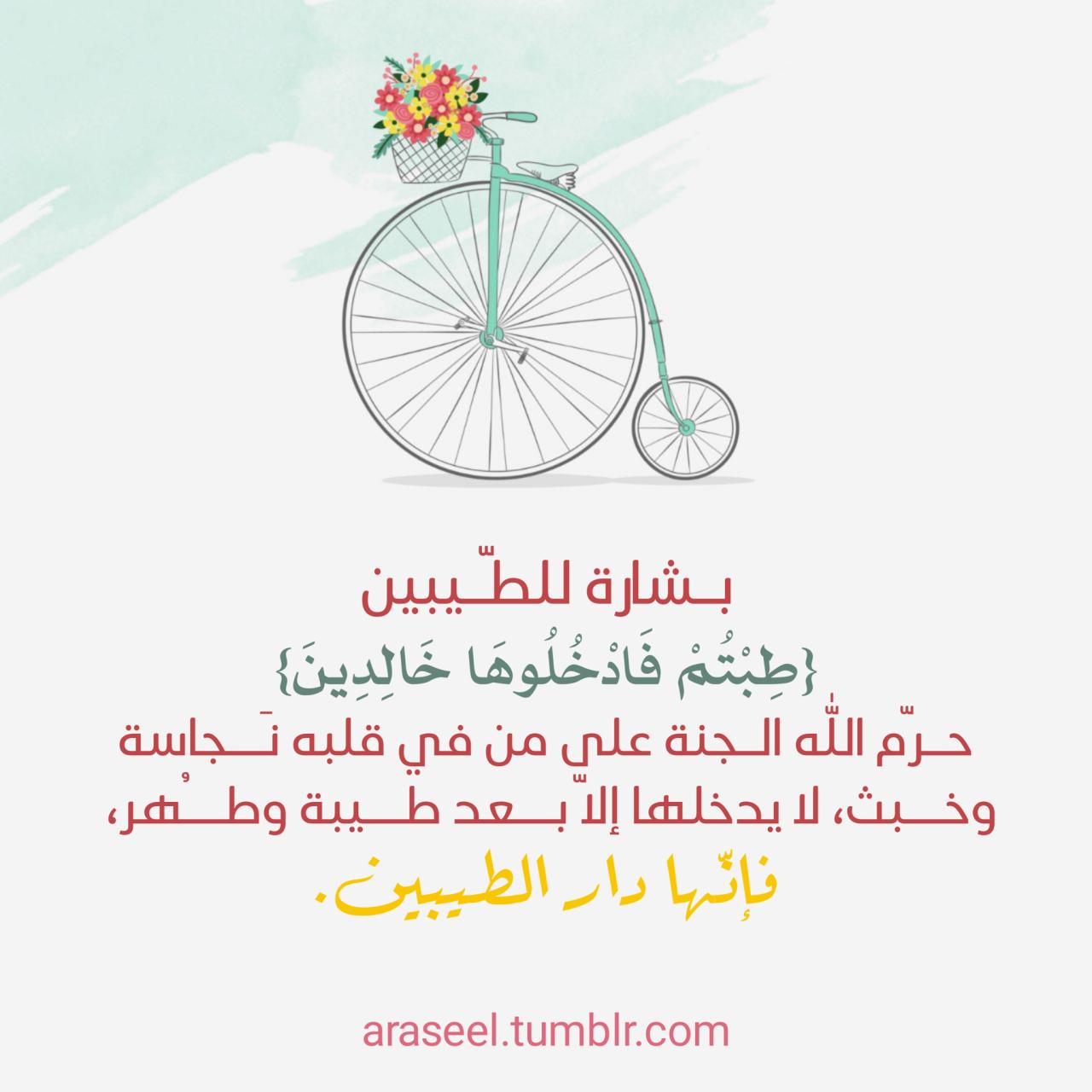 فريق أراسيل الدعوي Beautiful Arabic Words Islam Facts Words Quotes
