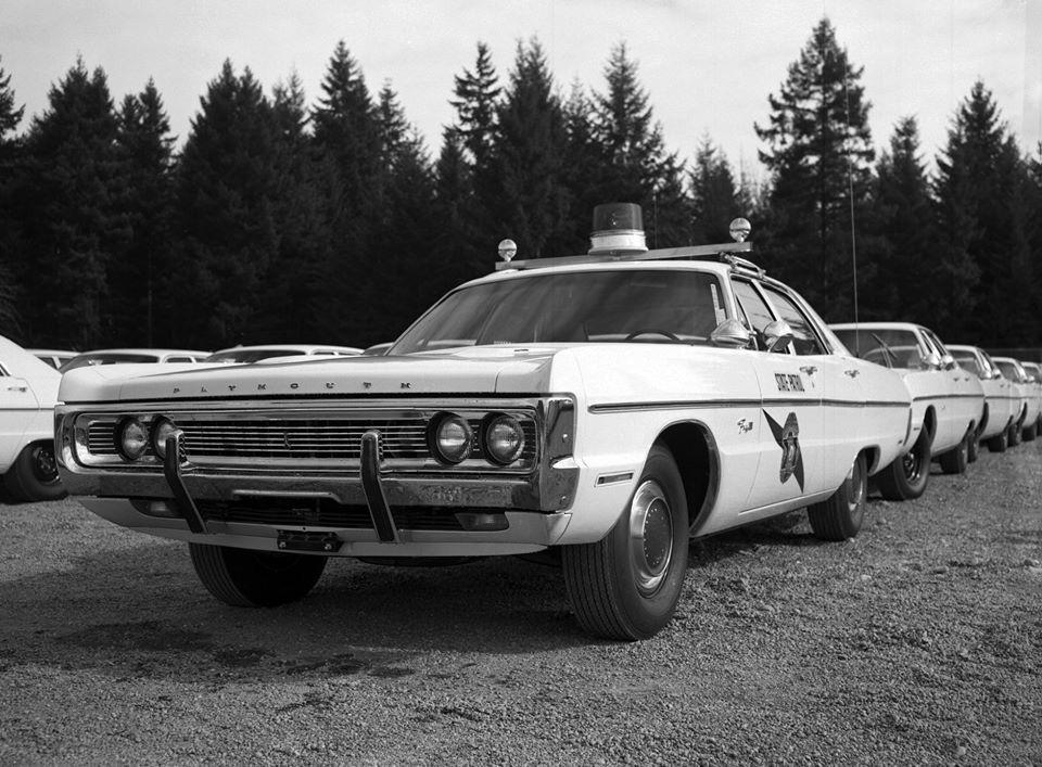 WaWashington State Patrol in 2020 Police cars, Vehicles