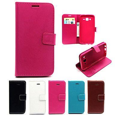 karitsannahka pattern pu nahka puhelimen koko kehon tapauksissa kortin laukku Samsung Galaxy j5 - EUR € 6.26