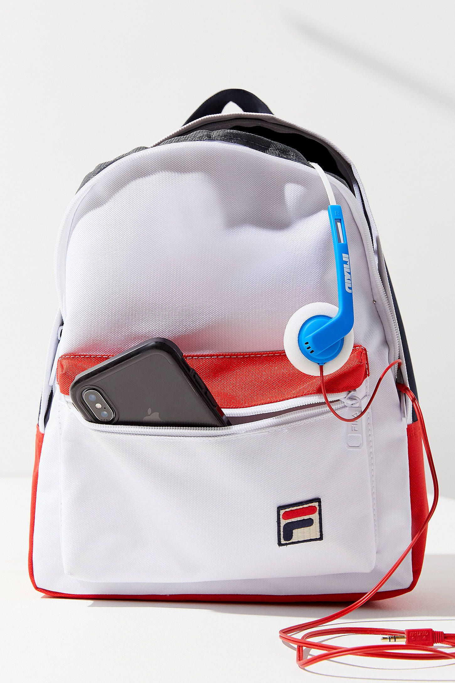 b3cfc05cc7fa FILA UO Exclusive Peacoat Mini Backpack