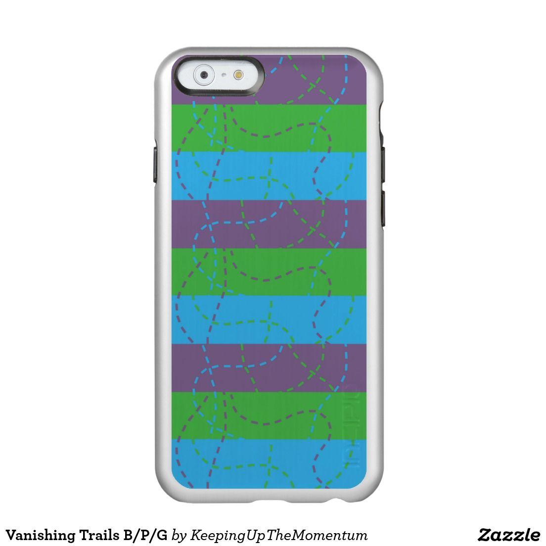 Vanishing Trails B/P/G Incipio Feather® Shine iPhone 6 Case