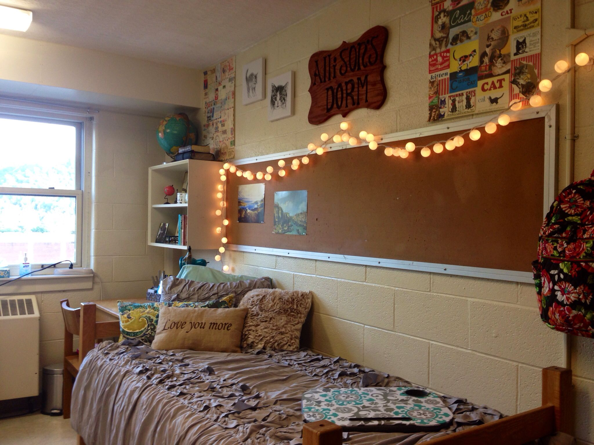 My Dorm In Butler Hall At Morehead State University :) Part 44