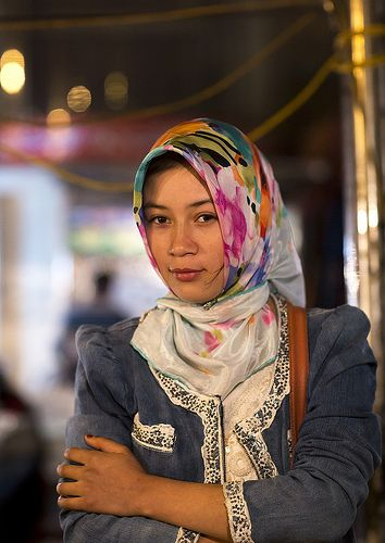 Xinjiang women