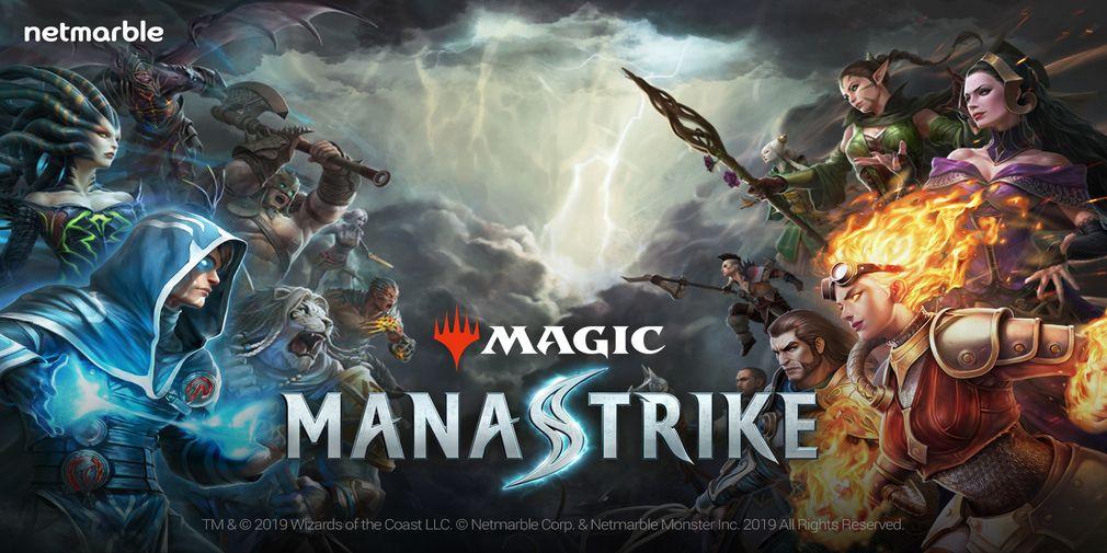 Download magic manastrike mod apk in 2020 magic the