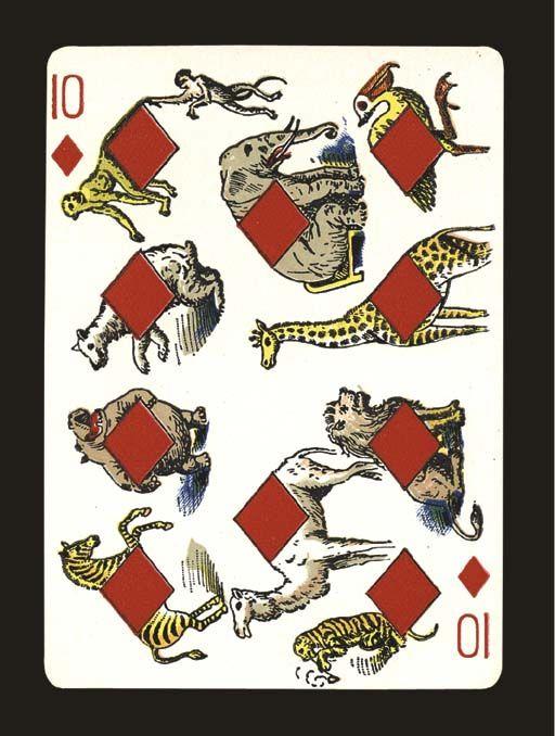 VANITY FAIR PLAYING CARDS (NO  41), 1895, CINCINNATI | In