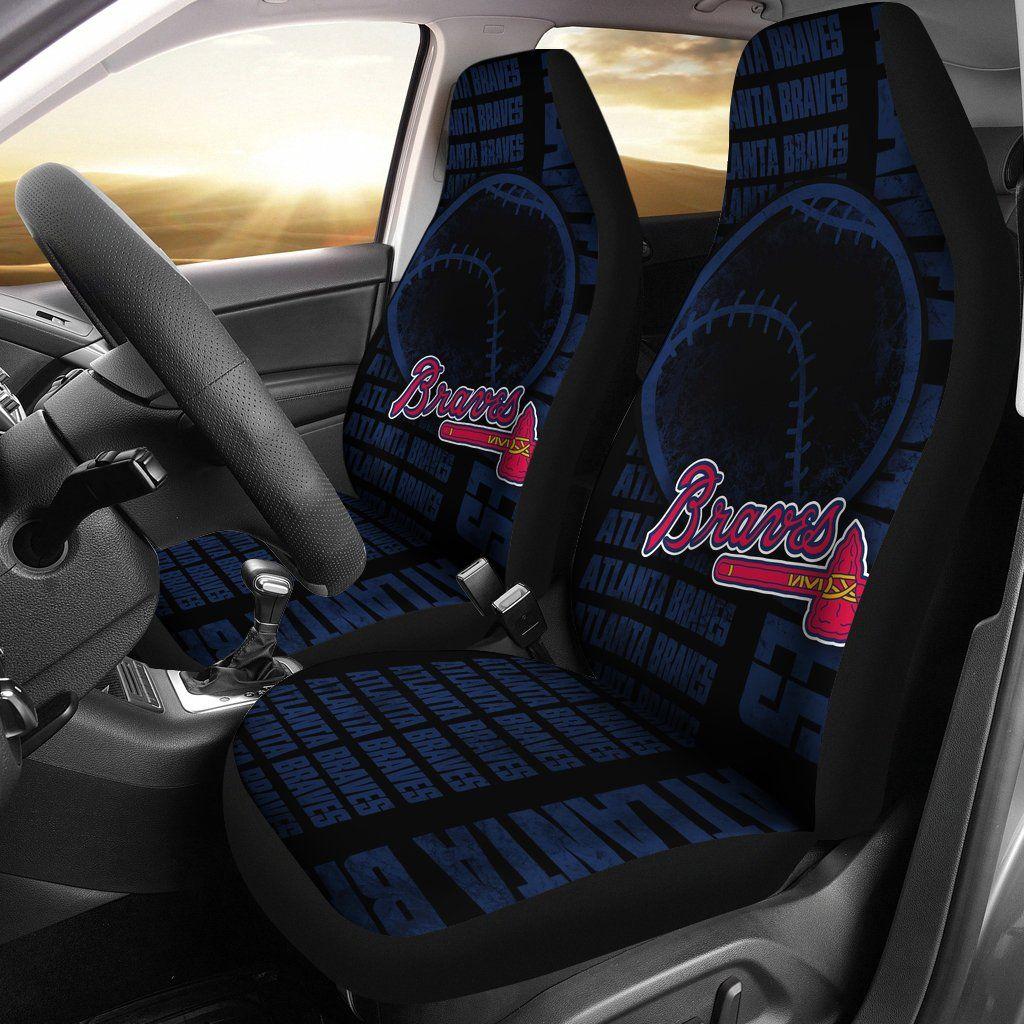 low cost e145b 6082a The Victory Atlanta Braves Car Seat Covers | Atlanta Braves ...
