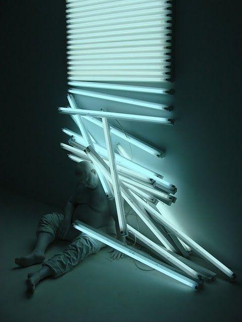 Light Sculptures By Bernardi Roig