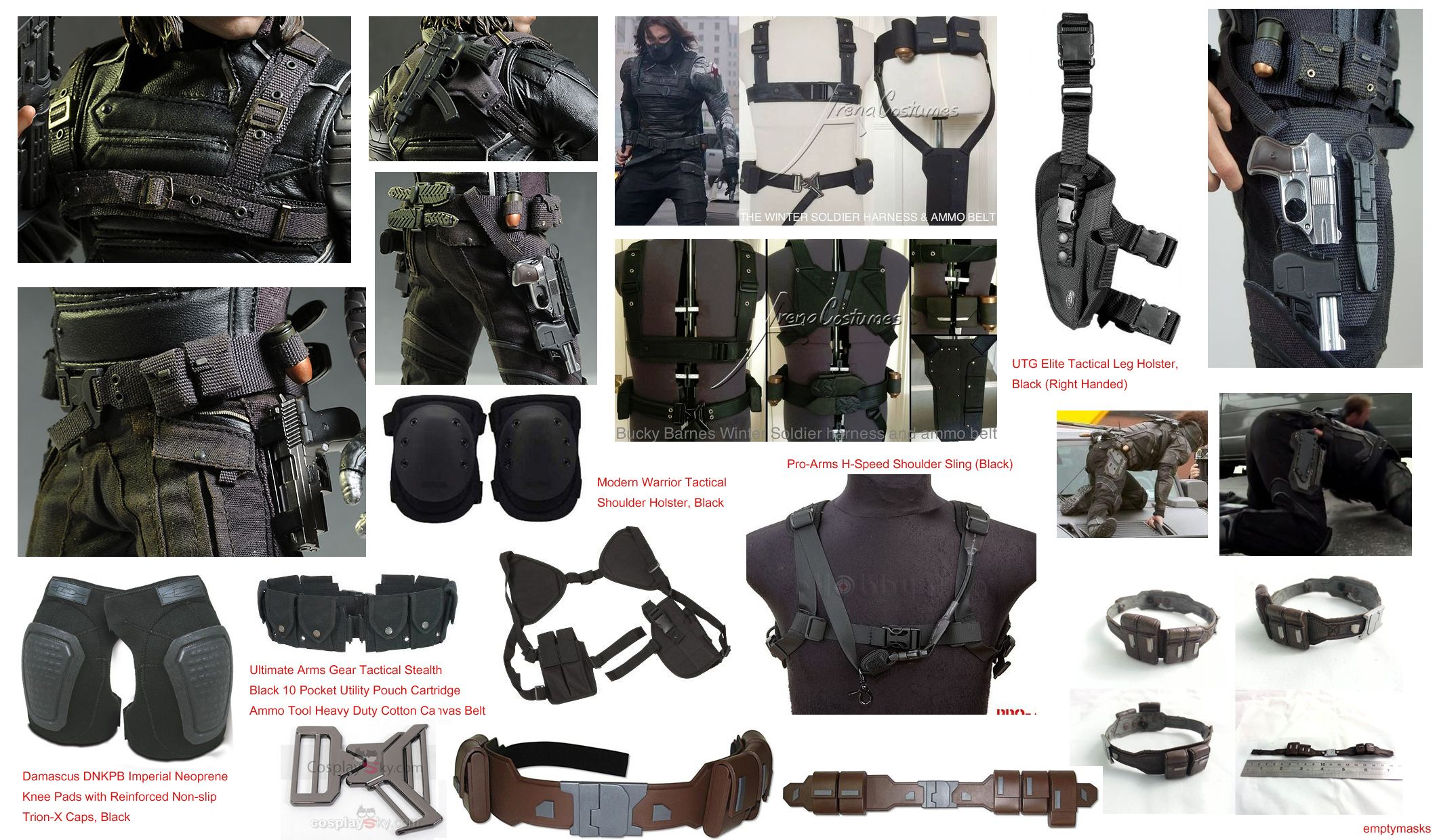 winter soldier holster...