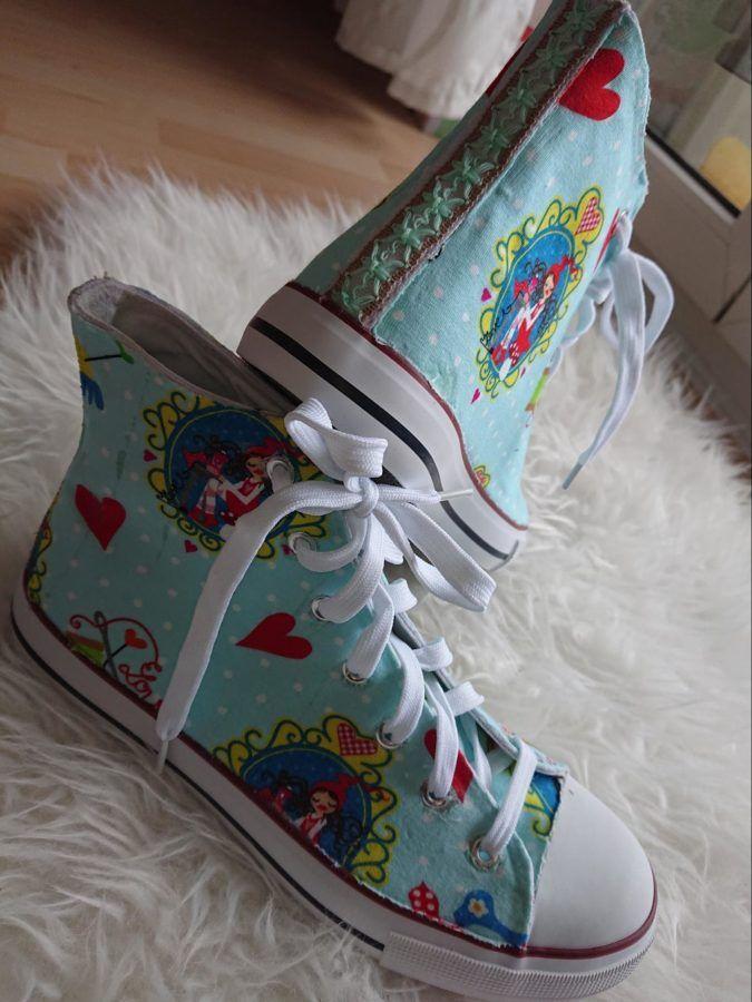 Selber Schuhe Designen