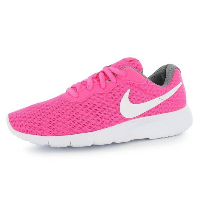 womens nike tanjun trainers pink nz