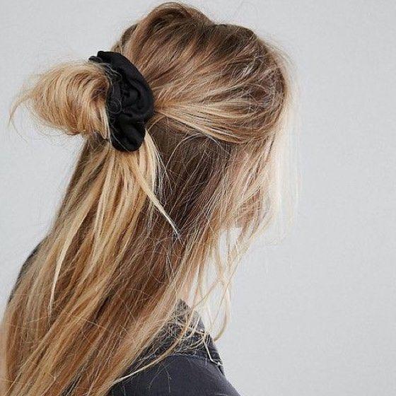 Tuto facile pour coudre un chouchou Cheveux beauté