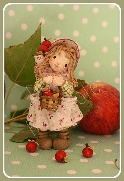 Dolci Bambole : E' tempo di mele rosse