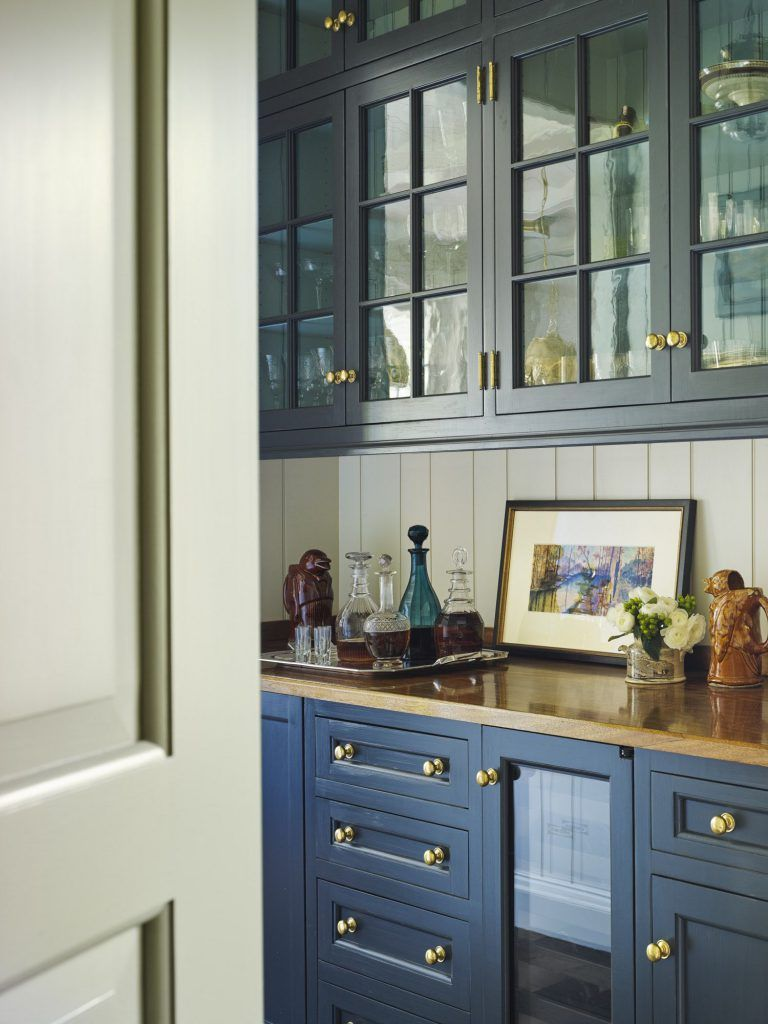 Kitchen Cabinets Birmingham Al An Elegant Traditional Home In Birmingham Pantries Butler