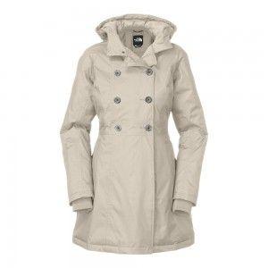 Manteau d hiver north face femme