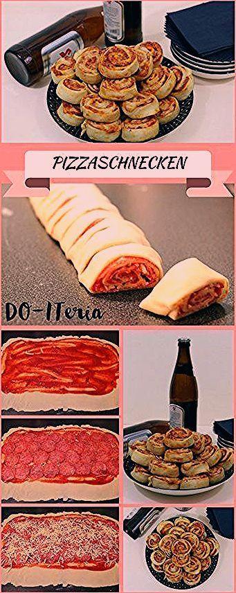 Photo of Pizzaschnecken | DO-ITeria