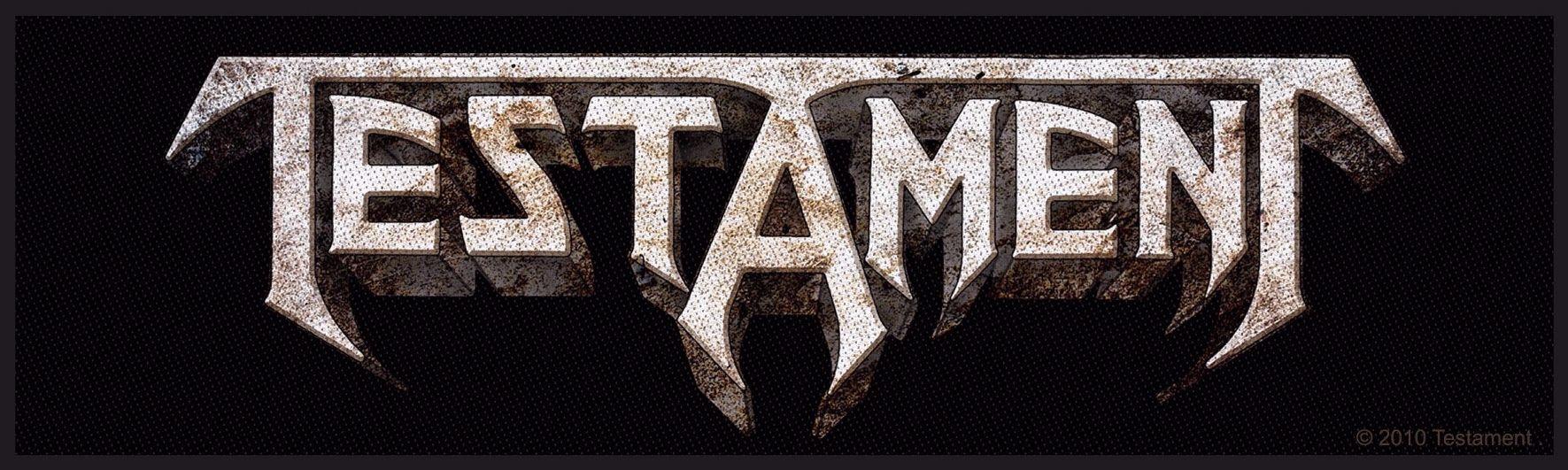 testament logo metal band logos pinterest logos metal bands and metal band logos