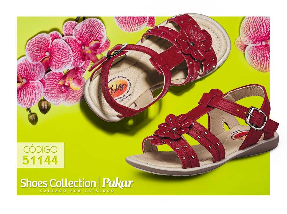 0d61c31810a Zapatos para niñas Calzado Shoes Collection Pakar Sandalias | SS15 ...