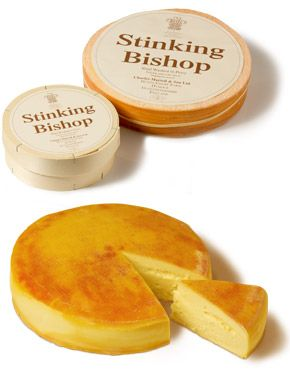 Stinking Bishop :: With a name like this, who WOULDN'T want to try it? (I'm game.)