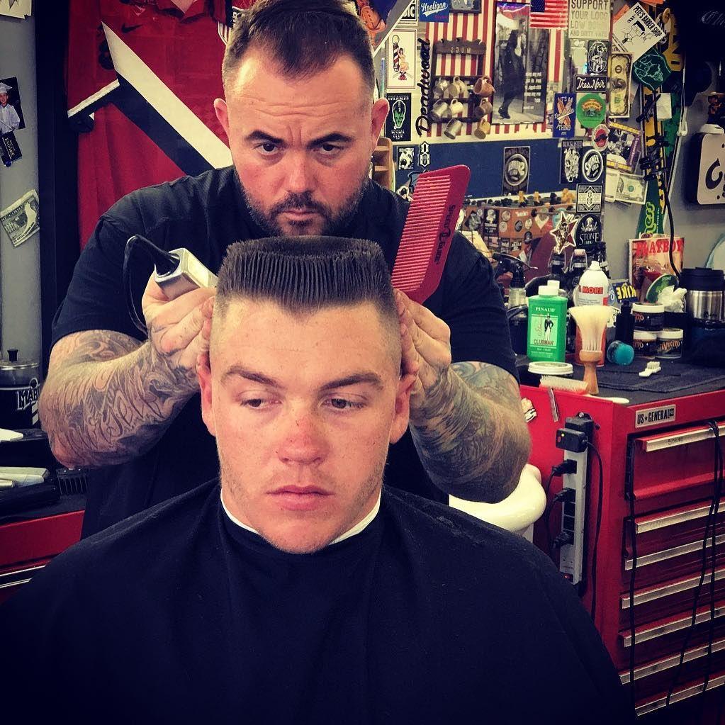 Military haircuts pinterest flat top haircut haircuts and undercut