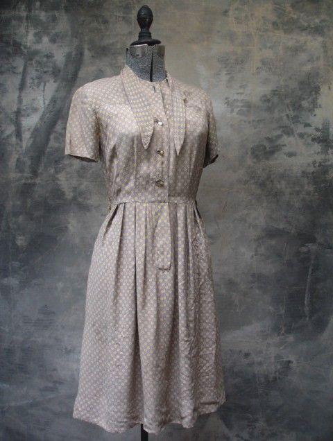 Dust Bowl Dress