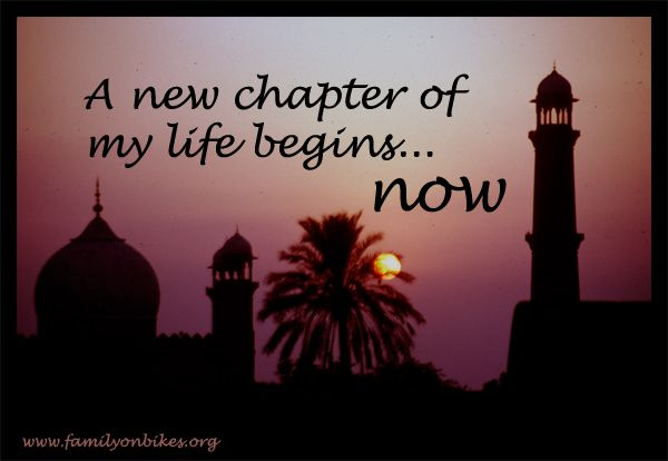 Quotes On New Life Start