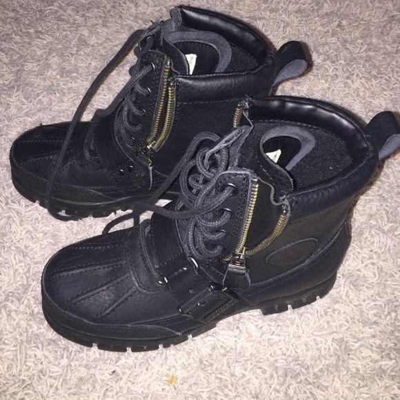 Polo boots Brand new ! Ralph Lauren Shoes Winter & Rain Boots