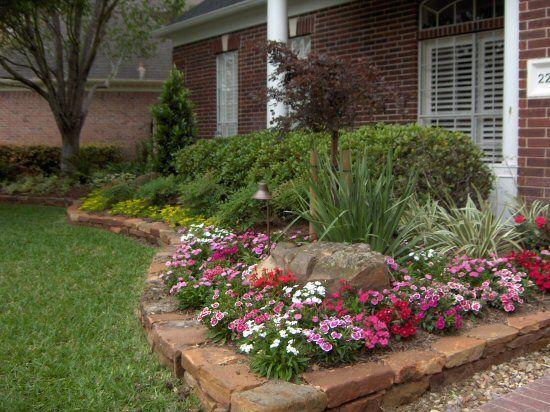 Bayside Landscape Services Landscape Portfolio Houston Texas