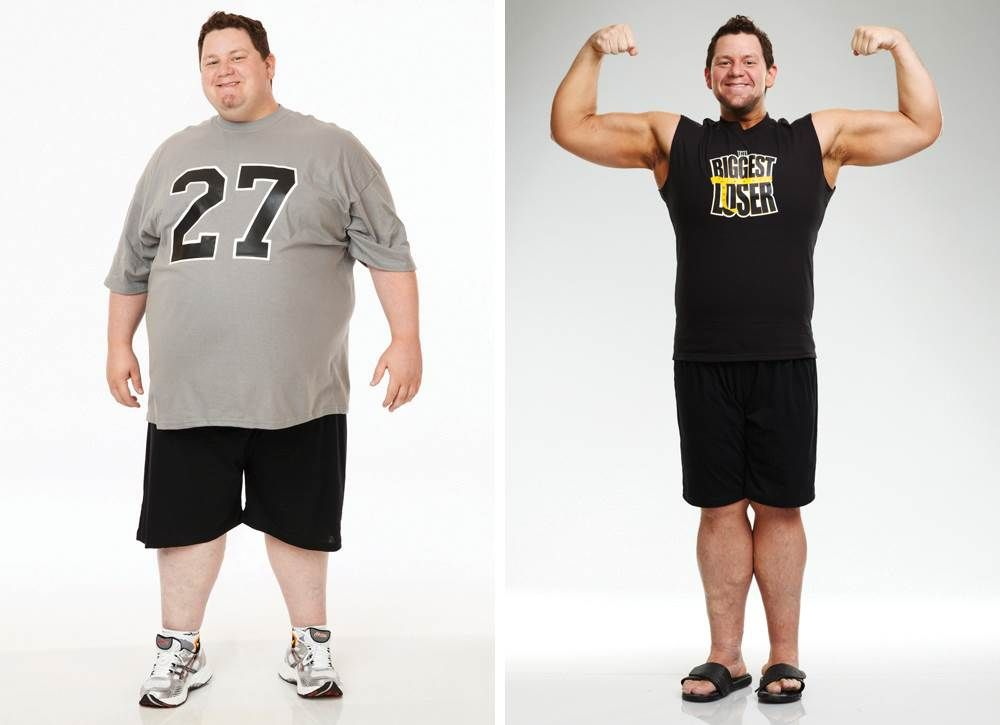 Biggest loser contestants absolutely agree