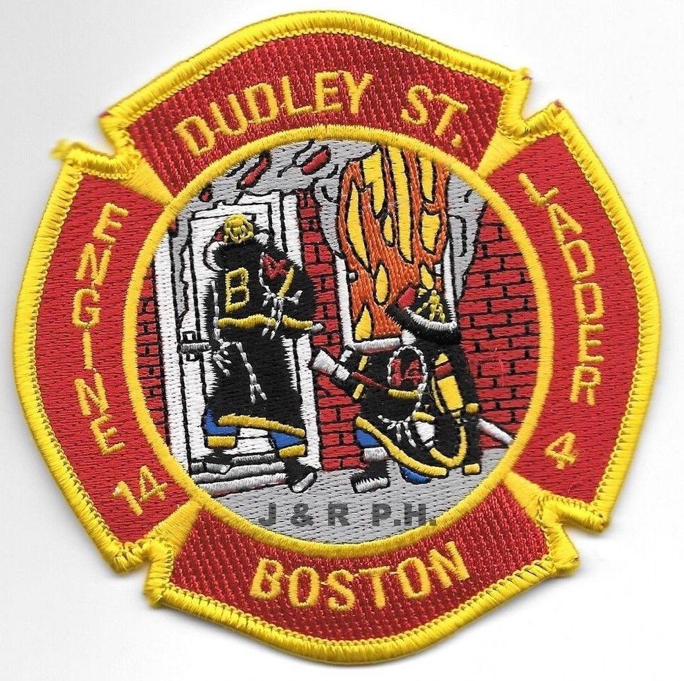 """4/"""" x 5/"""" size fire patch 3 // Collapse Response Team Washington D.C Rescue"""
