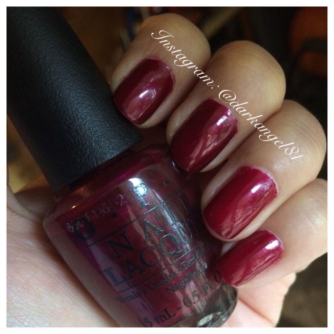 OPI Bastille My Heart. | Nails! | Pinterest | Bastille and OPI