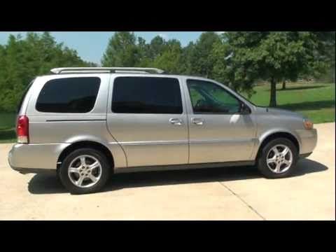 Sold 2006 Chevrolet Uplander Lt Tv Dvd Loaded For Sale See