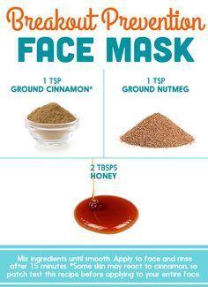 + Cinnamon + Nutmeg Honey + Cinnamon + Nutmeg | Here's What Dermatologists Said About Those DIY Pinterest Face MasksHoney + Cinnamon + Nutmeg | Here's What Dermatologists Said About Those DIY Pinterest Face Masks