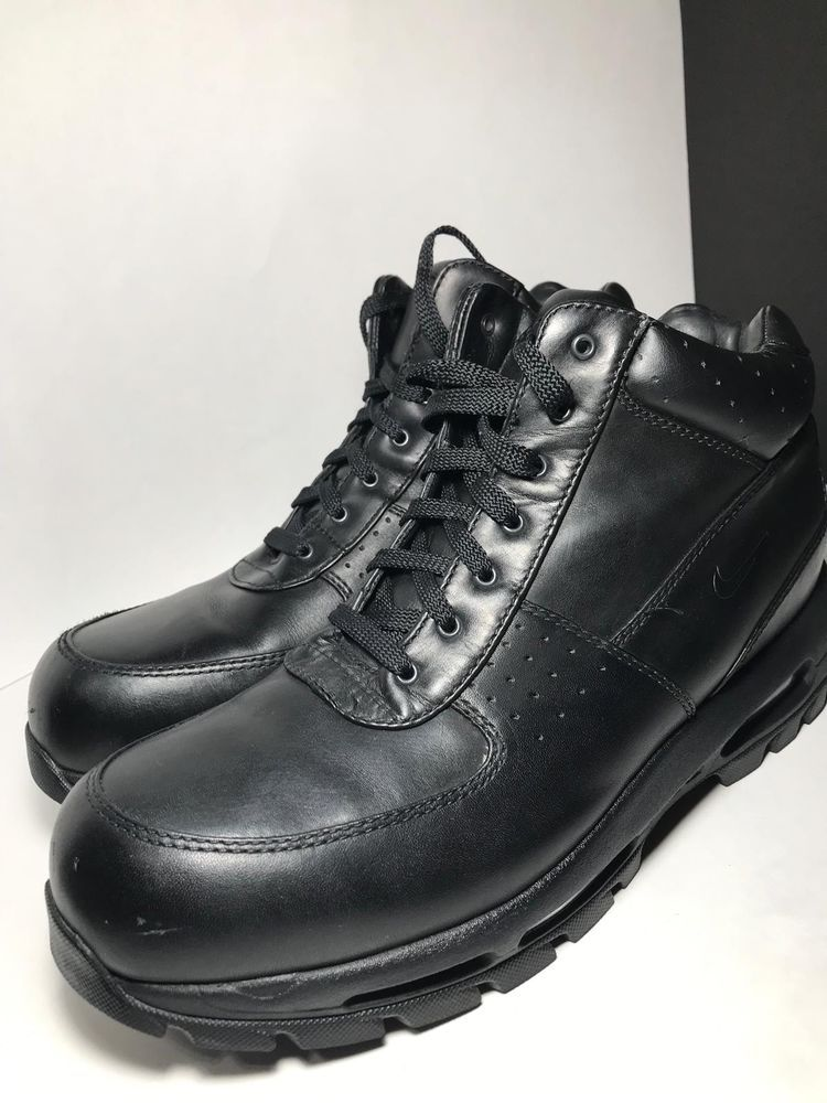 the latest f341c c8b22 Nike Air Max Goadome ACG Mens Size 12 Boots Anthracite Black 865031 009   fashion  clothing  shoes  accessories  mensshoes  boots (ebay link)