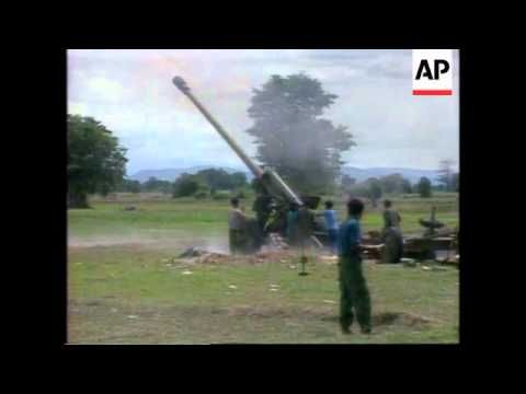 Cambodia - Government Still fighting Khmer Rouge