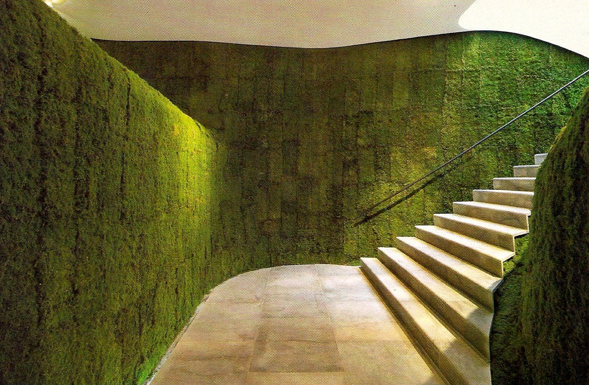 Beyond Green Roofs: 15 Vertically Vegetated Buildings | Wire mesh ...