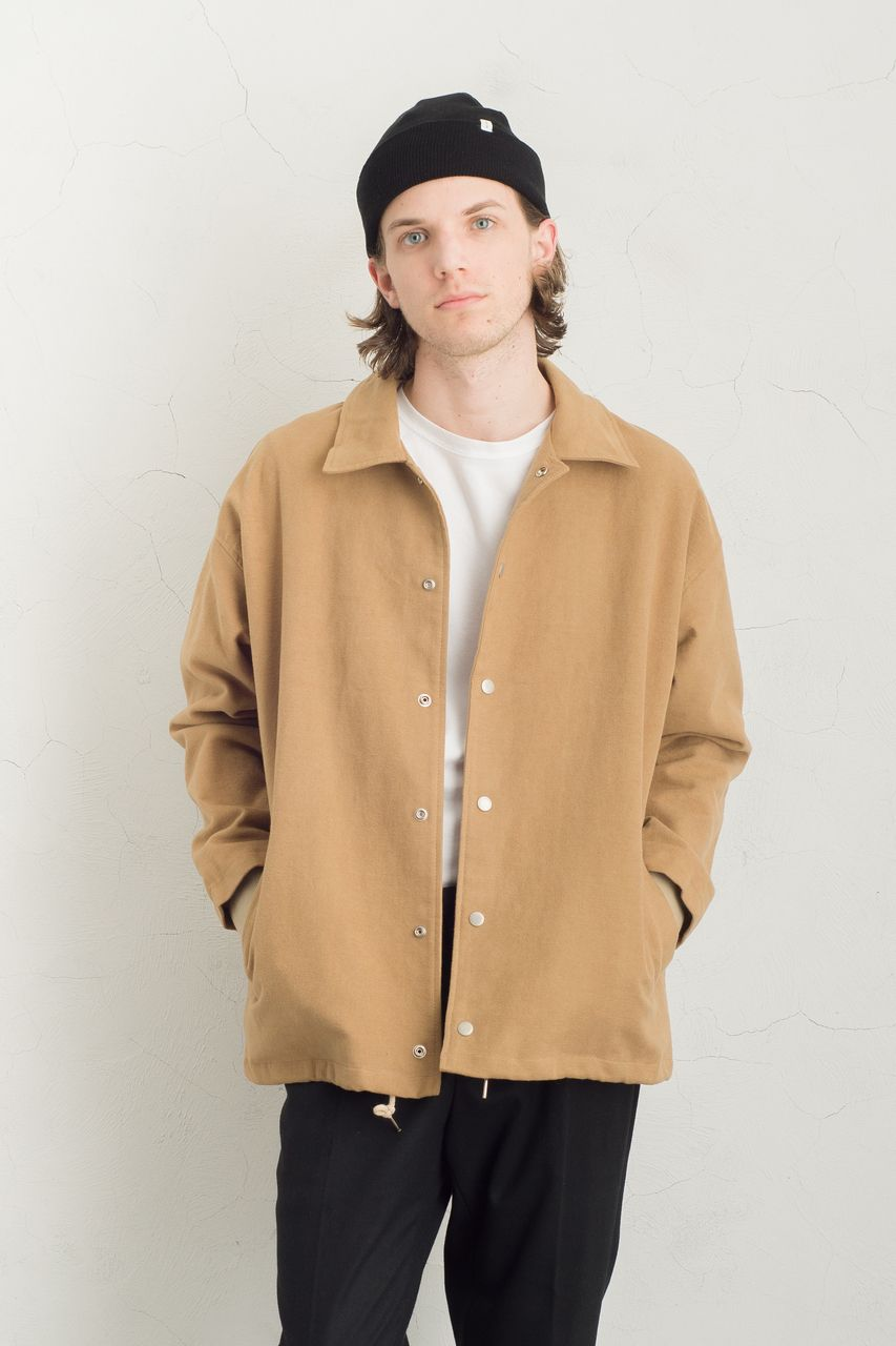 8a7697a0 Olive - Menswear | Coach Jacket | The Rail | Jackets, Olive clothing ...