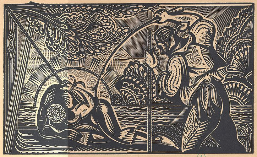 Stephen Alcorn Woodcut, Relief printing, Prints