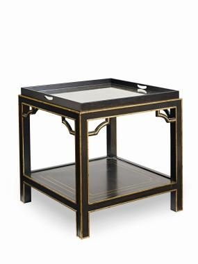 Archive Home And Monarch Mn5471 Alexander End Table Living Room Side Table Century Furniture Furniture