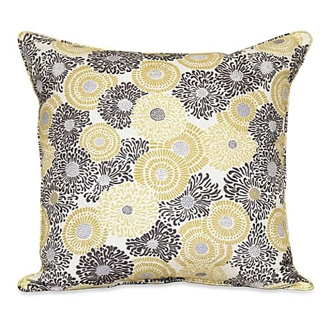 Bed Bath And Beyond Decorative Pillows Custom Kimono Square Throw Pillow In Storm  For The Home  Pinterest Decorating Inspiration