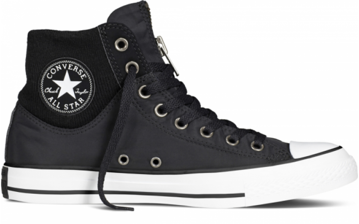Converse Chuck Taylor All Star MA-1 Zip Unisex Shoes Nighttime Navyburnt Umber/Whit