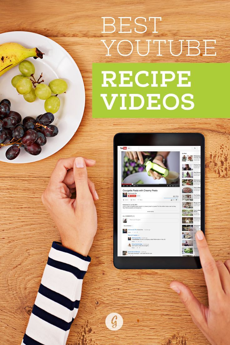 The best recipe videos on youtube for people with no time to cook the best recipe videos on youtube for people with no time to cook forumfinder Choice Image