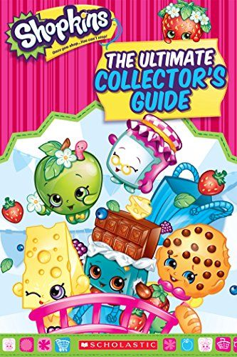 Robot Check Shopkins Childrens Books Activities The Collector