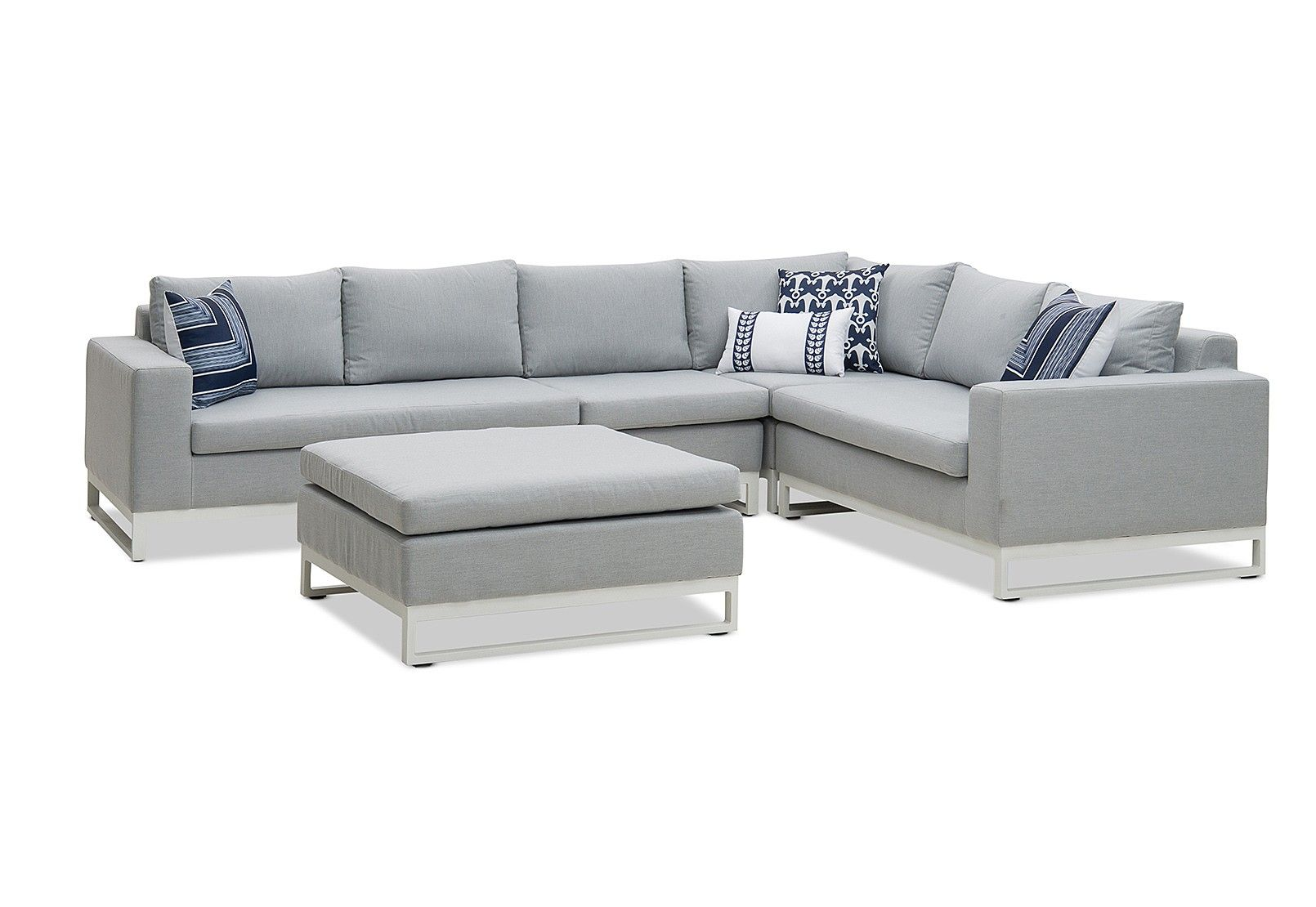 2 500 Larissa Modular Lounge Setting Amart Furniture Modular Lounges Furniture Offers Modular